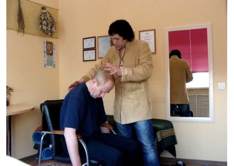 Парапсихолог Олег Тибетский