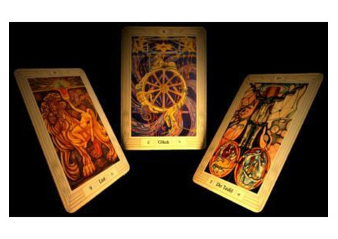 Магические услуги: гадание на Таро, снятие порчи, любовная магия