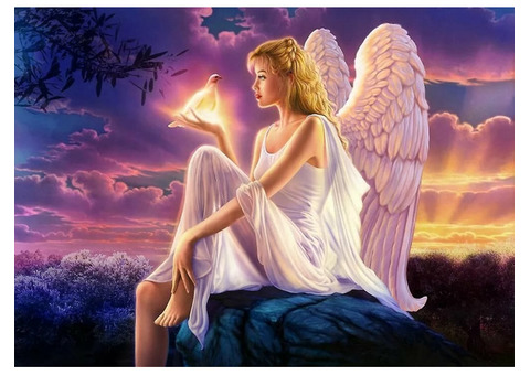 Провожу сессии очищения и ангелотерапии