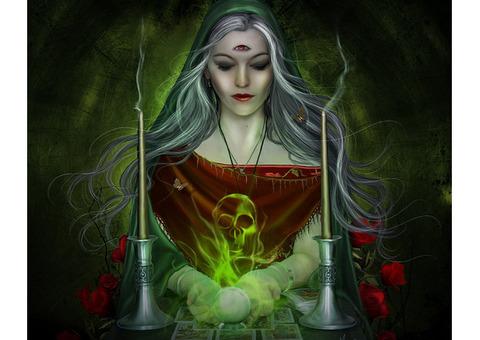 Черная магия. Самая сильная колдунья. Результат гарантирую