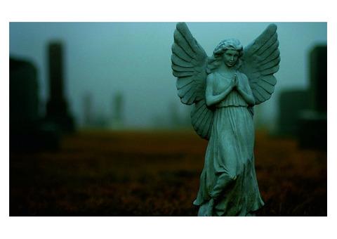 Установлю контакт с умершим