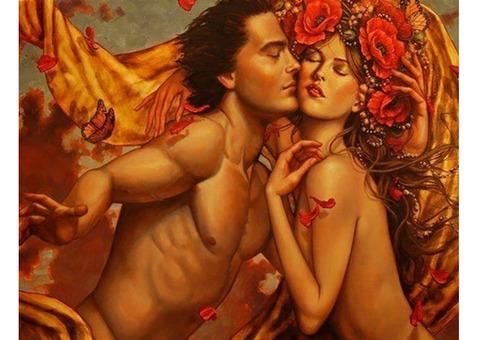 Энергия любви, страсти и вдохновения (Афродита). Раскрытие женственности, привлечение любви в жизнь