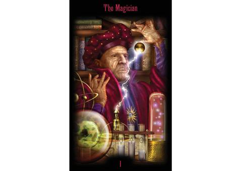 Таролог, рунолог, магия