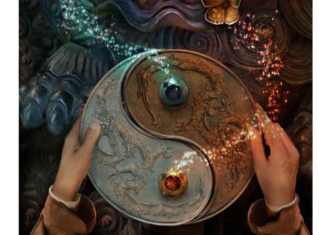 Высшая магия, приворот по чакрам, гадание